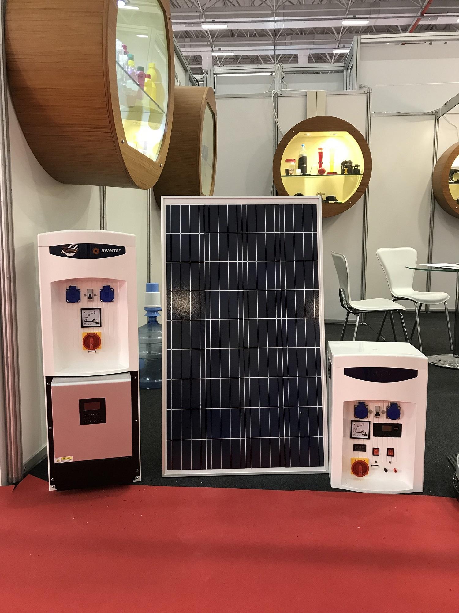 Onduleur d'énergie solaire