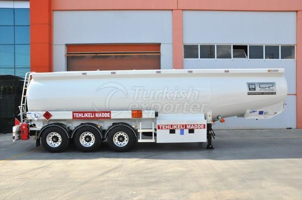 Conical Tanker Semi Trailer01