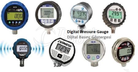 General Purpose Digital Pressure Gauge