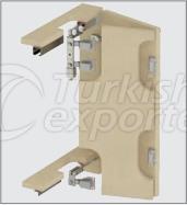 Sliding System For Folding Doors M05 7430