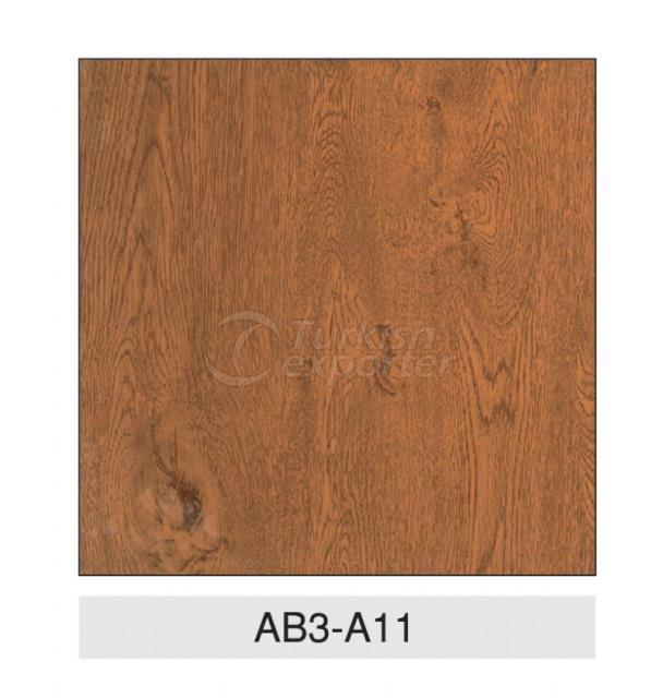 Aplicaciones de techo suspendido AB3-A11