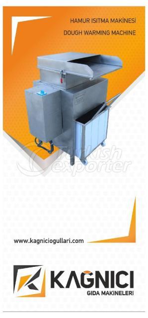 Dough Heating Machine