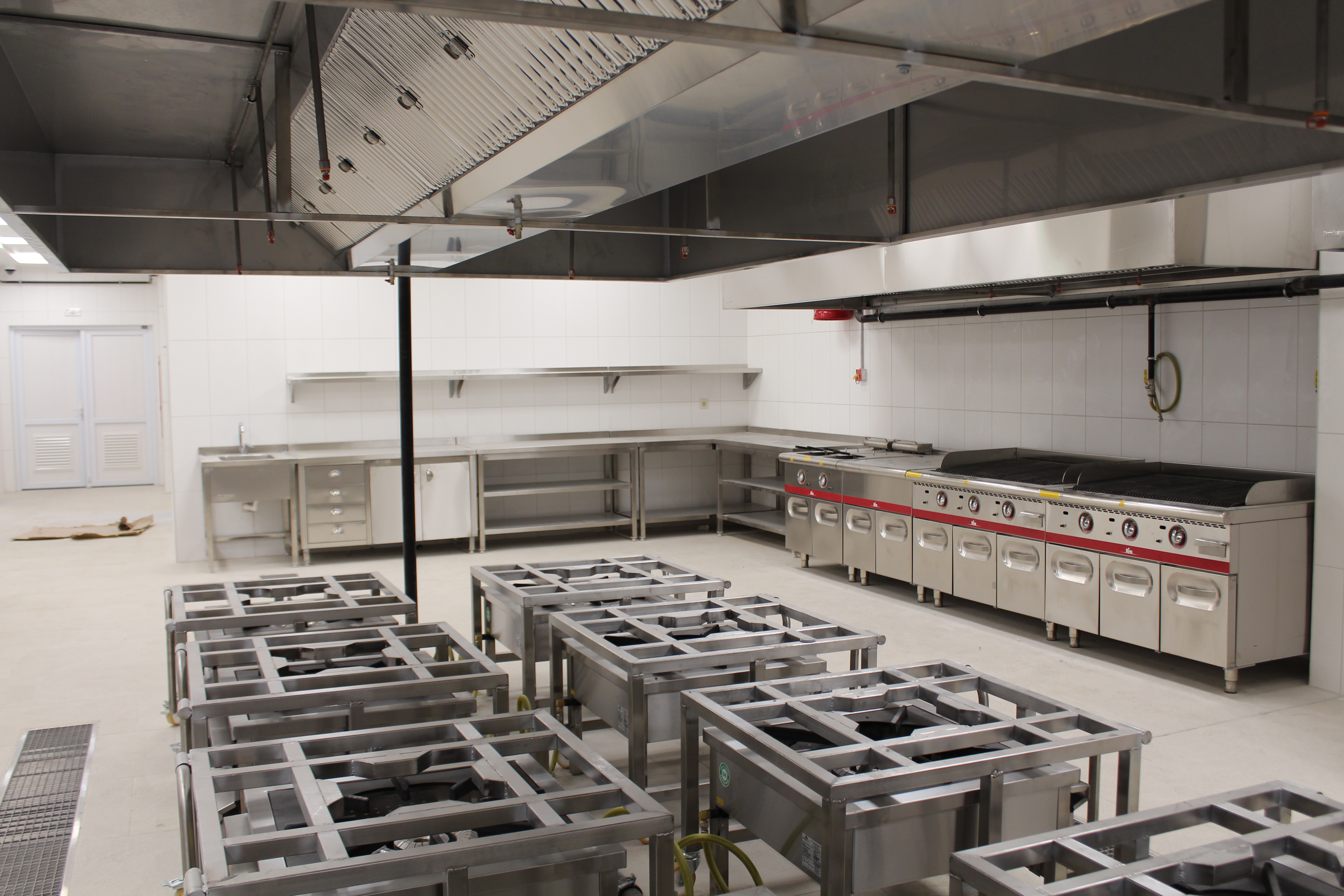 Commercial Kitchen Project