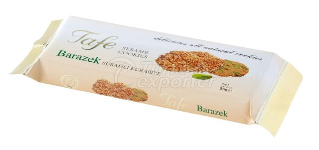 Barazek Sesame Cookies 261