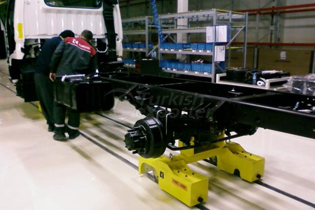 Hyundai Truck Assembly Line Equipment