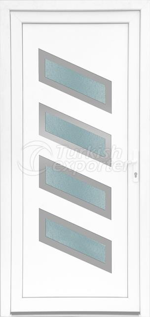 Pvc Panel - Flat Inoxline 14