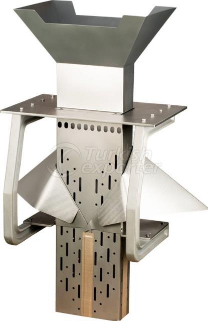 Collier à rayon rectangulaire YS-BCM-205