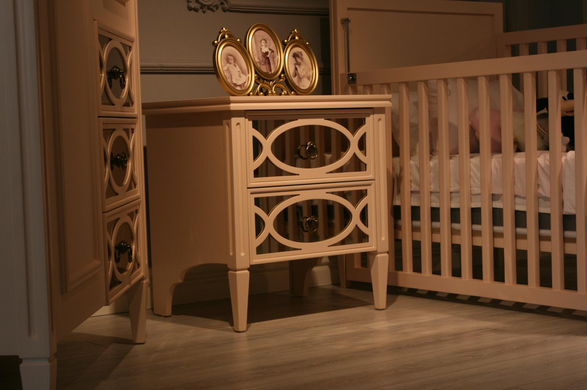 Baby Room Pupa