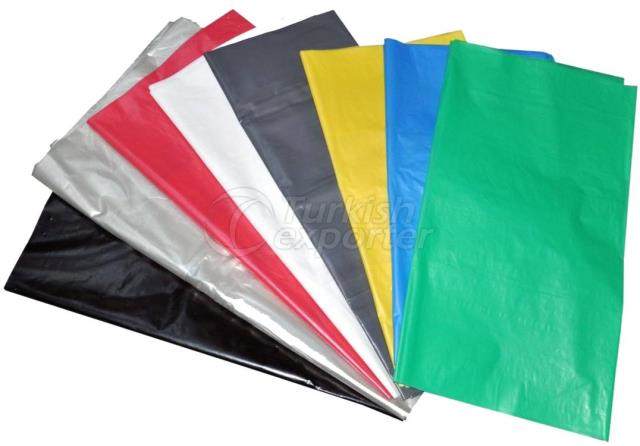 Industrial Roll Garbage Bag