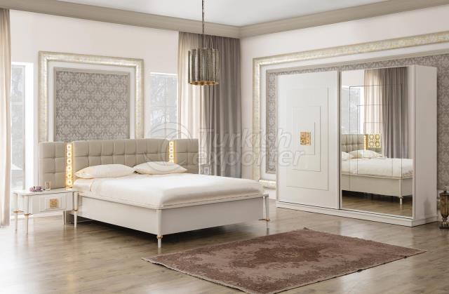 غرفة نوم Alessa