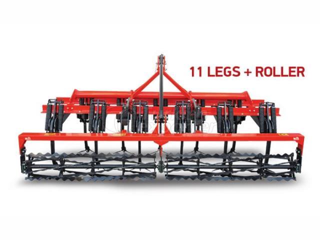 Eleven Legs Roller CLT