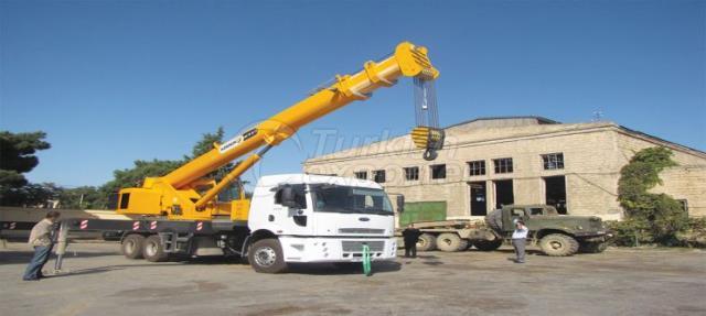 Telescopic Boom Cranes