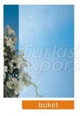 Glass  -Buket