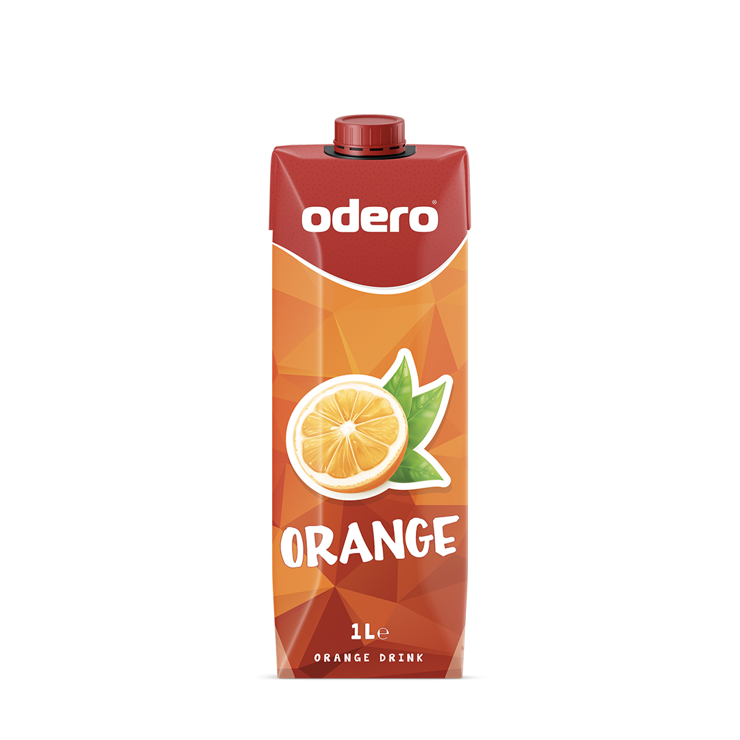 Orange Fruit Juice Best Price in Tetra Pak 1000 ml