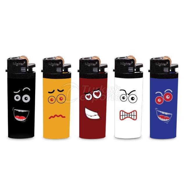 I-Lighter 216 Smiley Face