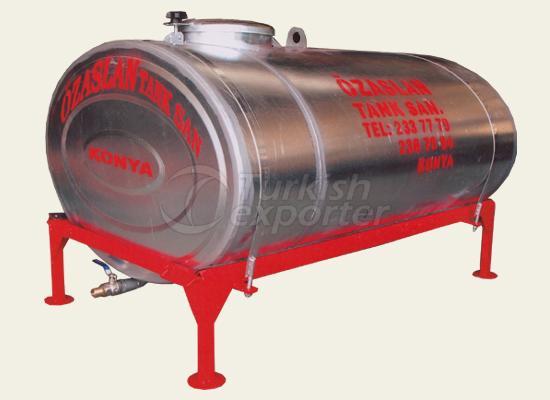 Water - Fuel Tank