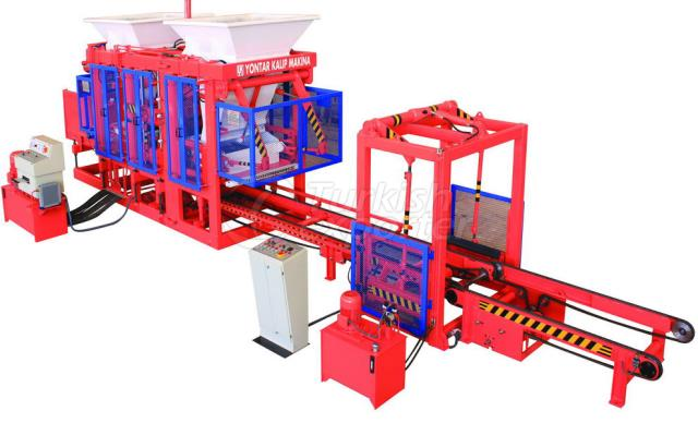 Concrete Blockmaking Machines KPM-25-CB