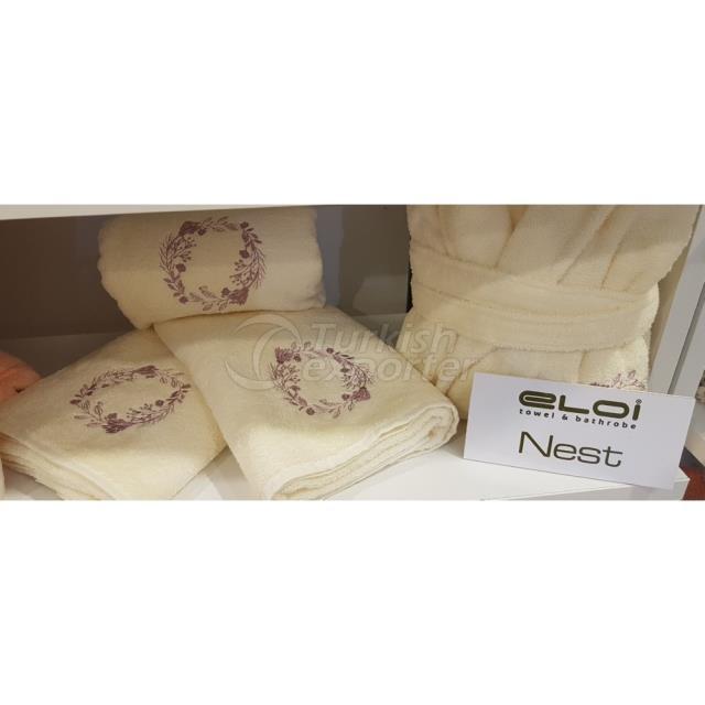 Bathroom Textile - Nest