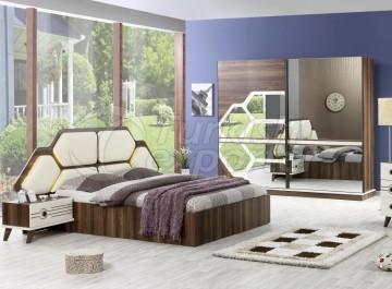 İpek Yatak Odası