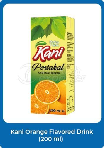 Kani Orange Flavored Drink