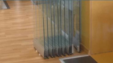Folding Glass