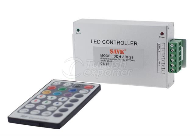 Power Supply Controlled by Key