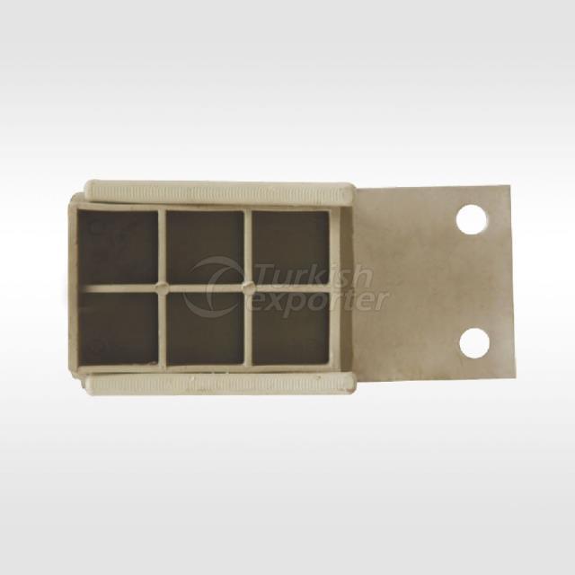 Elevator Spare Parts - Flexibla Cablo Holder