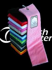 Trifold Golf Towel