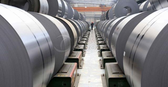 Soğuk Haddelenmiş Yassı Çelikler (CCR)