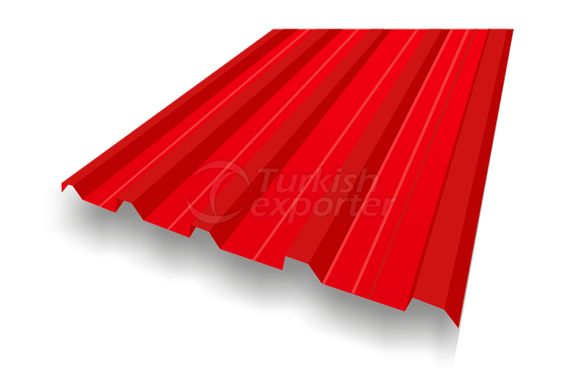 Corrugated Roof Panel 27-200