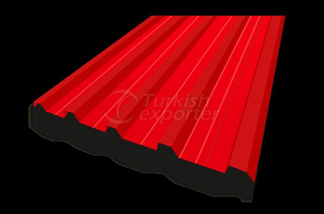 Oluklu Çatı Paneli 27-200