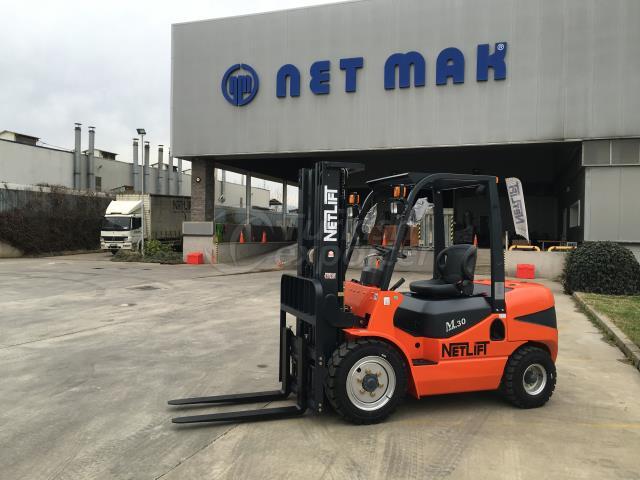 DIESEL FORKLIFT 3 ton 4.8M