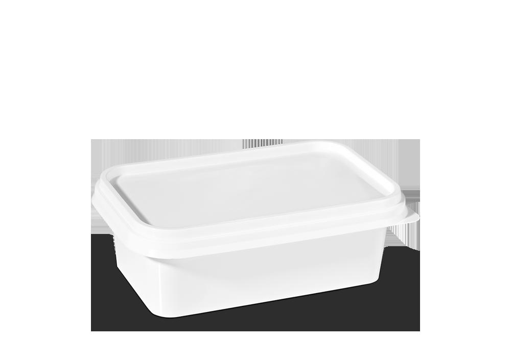 Plastic Container 300 ML _1_ LB