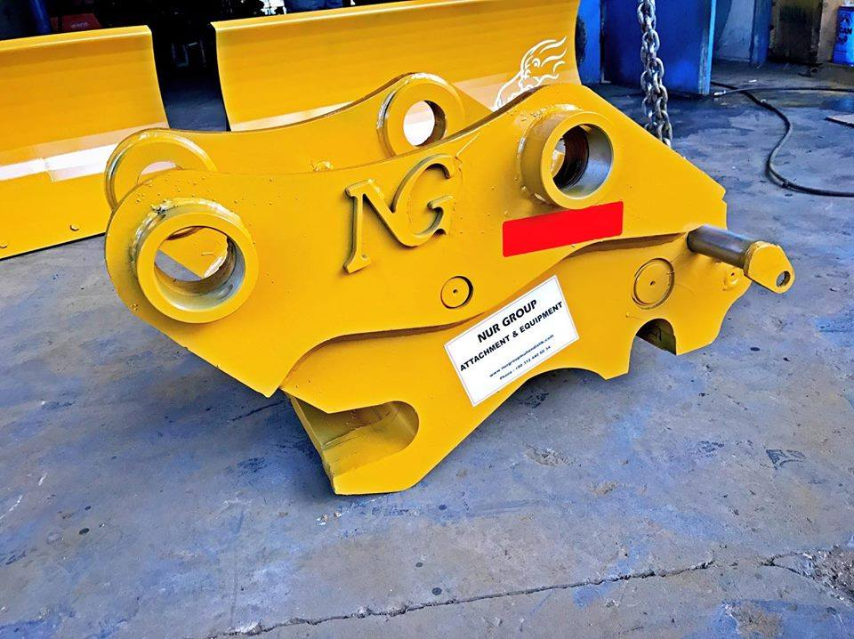 Hydraulic Quick Hitch Couplers