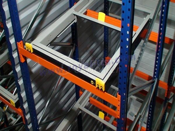 In-Entry Shelf System
