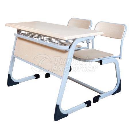 YWO-12 School Furnitures