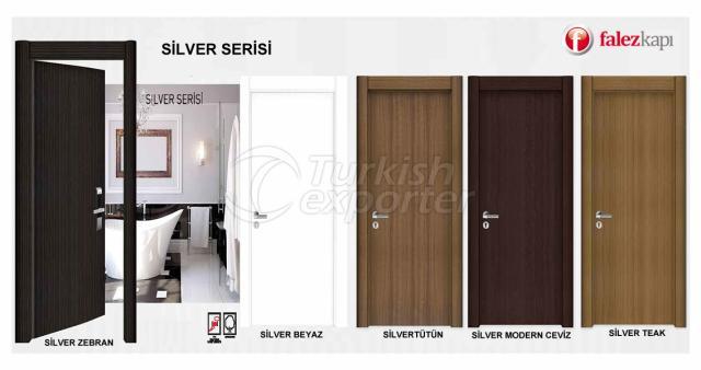 الباب الداخلي سيريسي الفضة