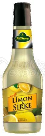 Lemon and Vinegar
