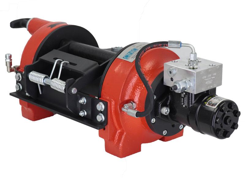 Winches (Electrical & Hydraulic)
