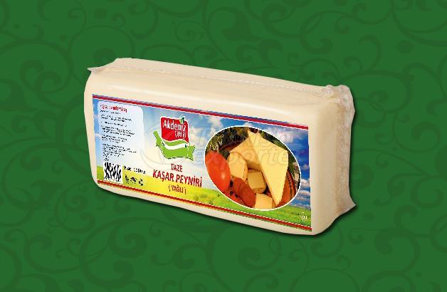 Mediterranean Fresh Fat Cheese 1000 G