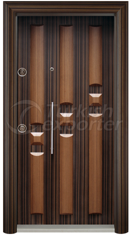 Gold 3 Seri Çelik Kapılar