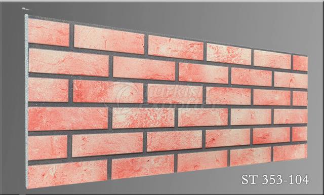 Wall Panel Strotex Brick
