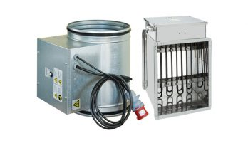 VCE-VRE-VTL Duct and Air Handling Unit Type Electrical Heaters