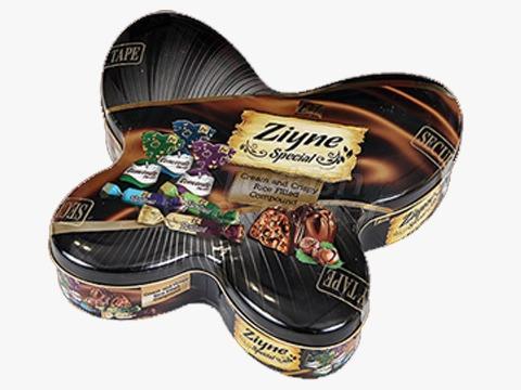 Elif Ziyne Butterfly Tin Box