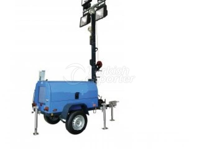 Mobile Light Towers