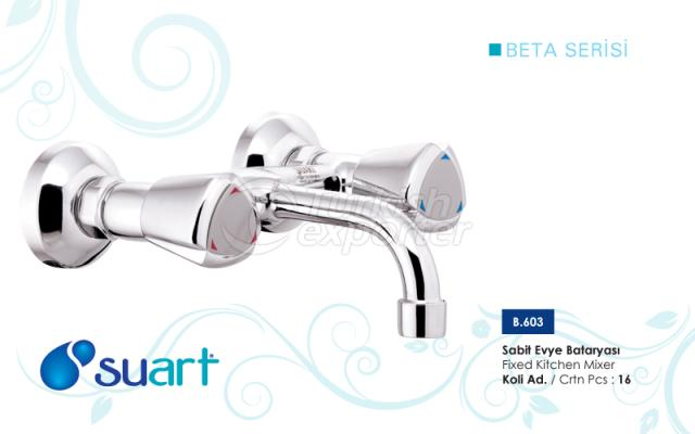 Kitchen Faucet B603 Beta