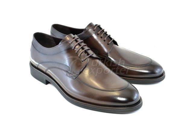 4845  Brown Baby Buffalo Shoes