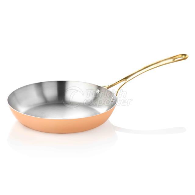 Multi Layer Copper Frying Pan