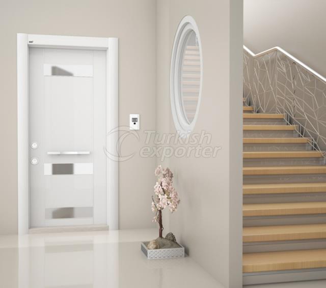 Steel Door  -PRL 302 SINA