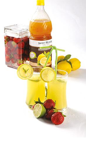 Sweet Heaven Lemonade